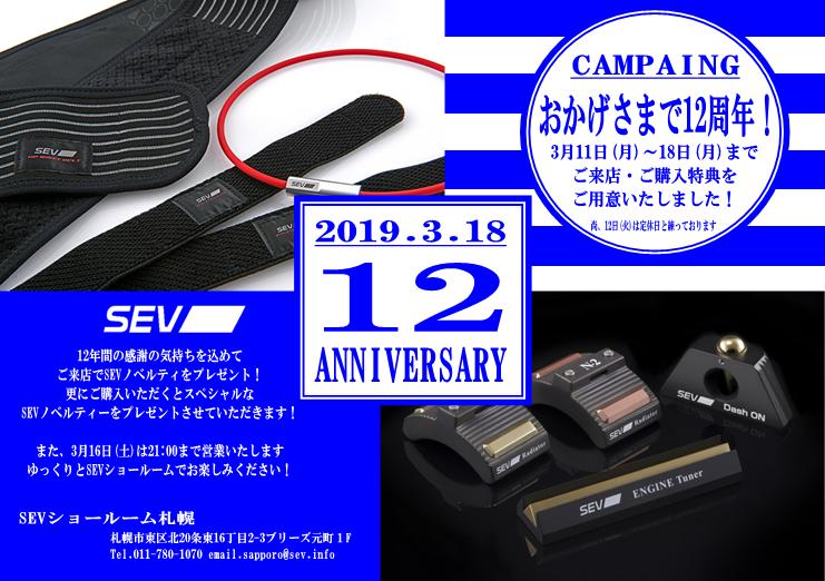 201903 SR12周年DM